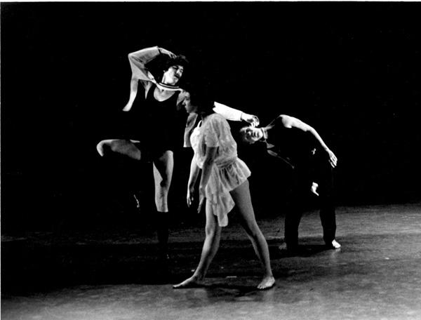 Sm Yesterday3 offbeat dancers, L Lerman, B Andrews, J Bailey