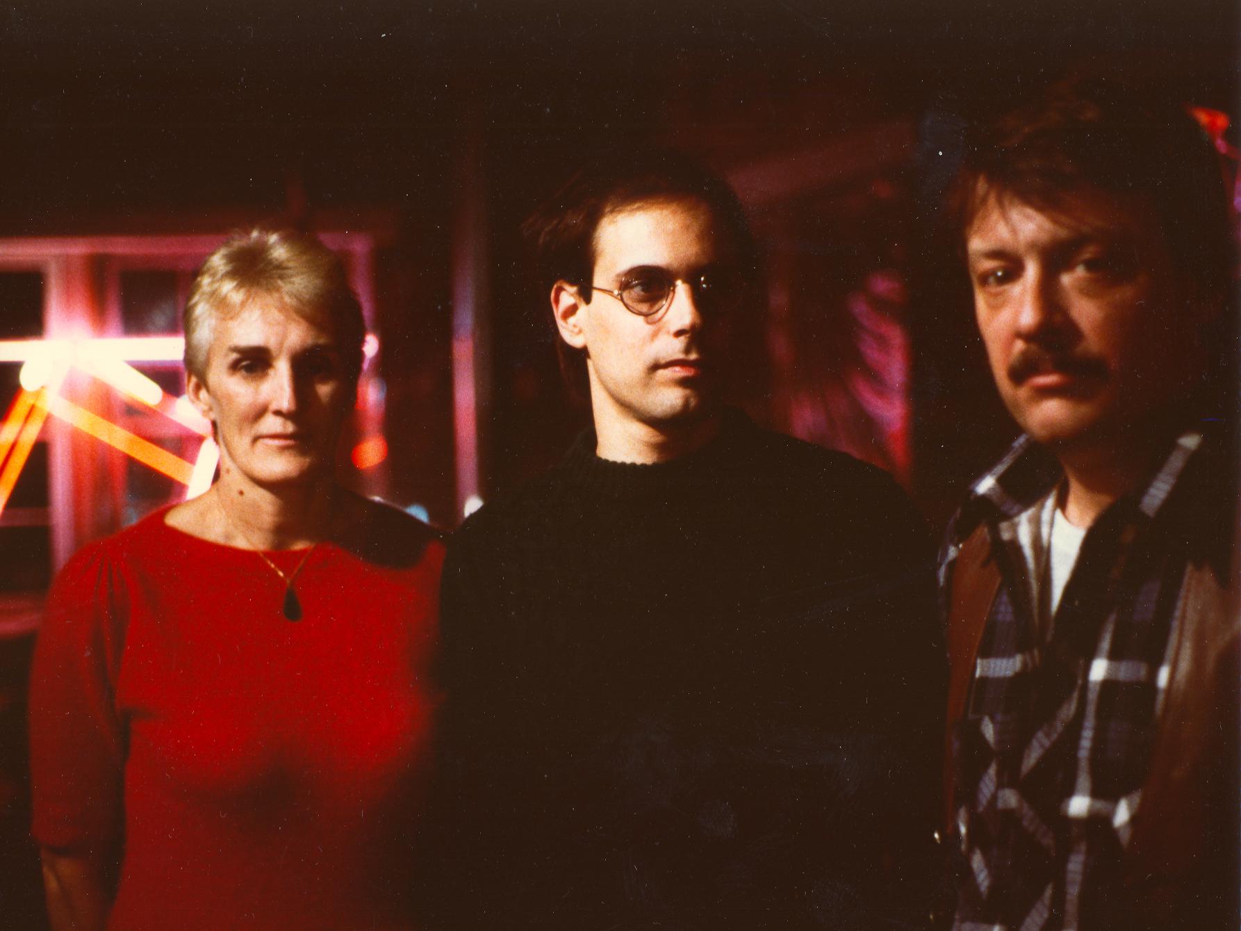 3 collaborators portrait
