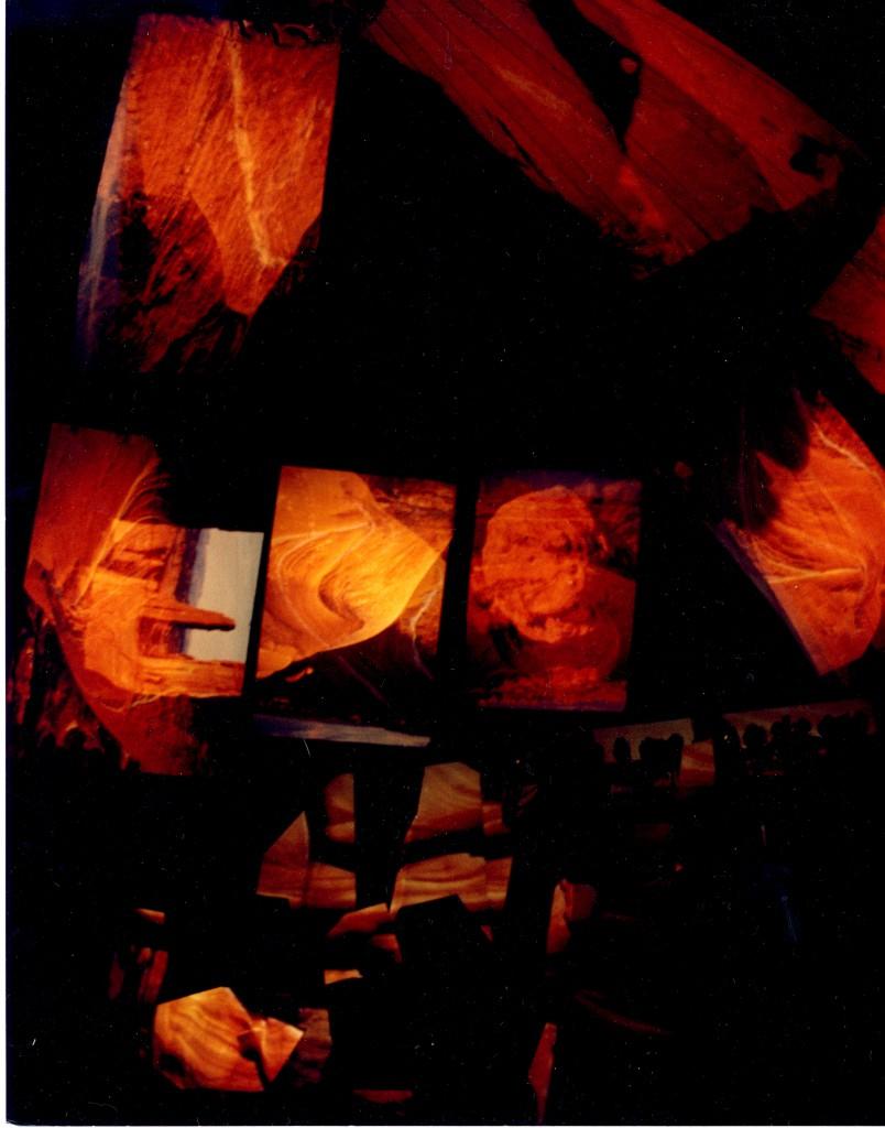 NYC PT 1 - Earth slides of red rockTGA72.